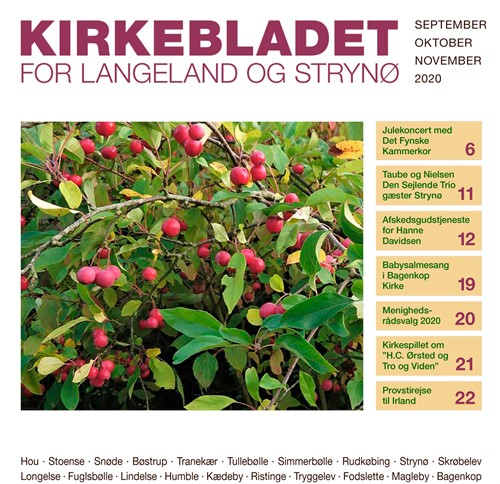 Langeland Kirkeblad September 2020